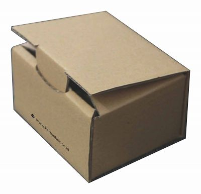 Kardus / Box Postal | Coklat